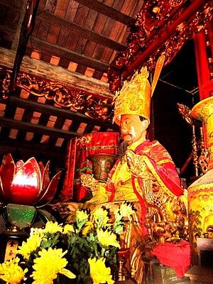 Ngô Quyền - Ngô Quyền's statue in Hai Phong