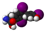 image illustrative de l'article Triiodothyronine