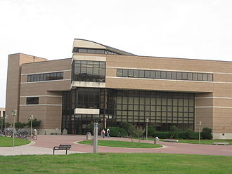 Texas A&M University Libraries - West Campus Library