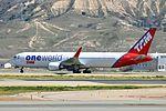 TAM Linhas Aéreas, Boeing 767-316(ER)(WL), PT-MOC - MAD (18835369540).jpg