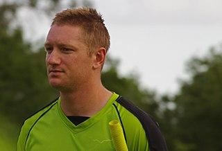 Tim Armstrong (cricketer) Australian cricketer