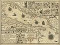 Tabula Hydrographica, In qua Italiae, orae maritimae; Item Venetiae, Istriae, Dalmatiae, Slavoniae, Graeciae, et oraet maritimae Corfu, Chephaloniae, et adjacentium insuarlum.jpg