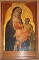 Taddeo gaddi, madonna col bambino di san lorenzo alle rose, 00.JPG