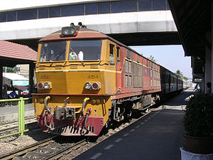 Bangkok Railway Train Guide
