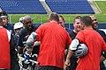 Tailgate Bayhawks Game Navy Marine Corps Memorial Stadium (41211678310).jpg