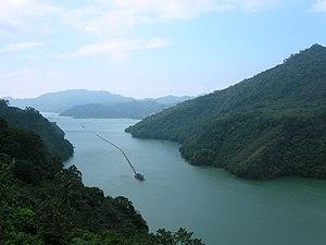 Taoyuan, Taiwan - Shihmen Reservoir