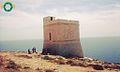 Tal-Ħamrija Tower at Qrendi, Malta.jpg