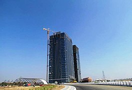 list of tallest buildings in ahmedabad wikipedia