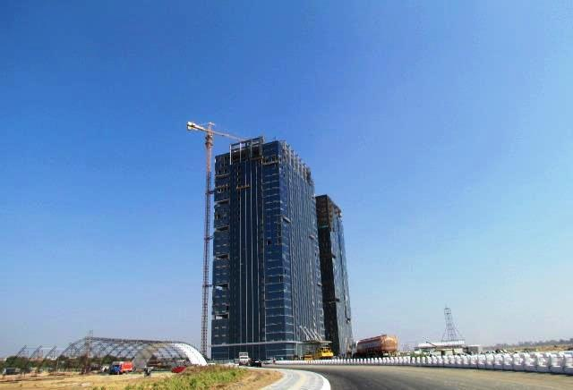 Tallest Building in Gujarat Gift One
