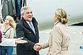 Tallinn Digital Summit. Airport arrivals HoSG Antonio Tajani (23522445788).jpg