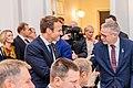 Tallinn Digital Summit. Welcome dinner hosted by HE Donald Tusk. Tour de table (37329947106).jpg