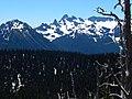 Tamanos Mountain And Cowlitz Chimneys in Mount Rainier National Park.jpg