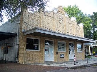 Ybor City Museum State Park - Image: Tampa Ybor City Museum 01