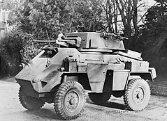 Humber Armoured Car Mk III