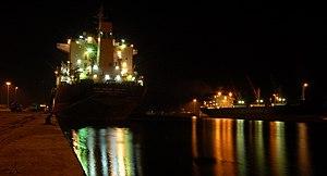 Tartus - Tartus port