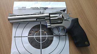 Taurus Model 689 Type of weapon