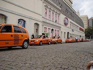Taxis do Curitiba