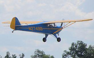 Taylorcraft B - BL-65