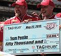 Team Penske wins Pit Stop Challenge - Carb Day 2015 - Stierch 4.jpg