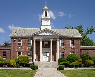 Teaneck, New Jersey - Teaneck Municipal Building