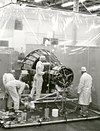Technicians working in the McDonnell White Room on the Mercury-crop.jpg
