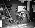 Technische tentoonstelling Firato in de RAI te Amsterdam. Militairen van de Ve, Bestanddeelnr 907-3919.jpg