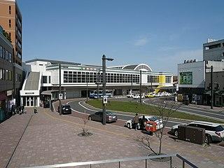Teine Station Railway station in Sapporo, Japan