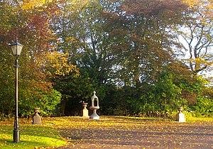 English: Temperance Fountain, Duthie Park, Abe...