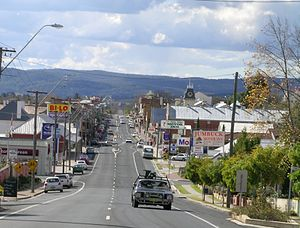 Tenterfield, New South Wales - Rouse Street (New England Highway), Tenterfield