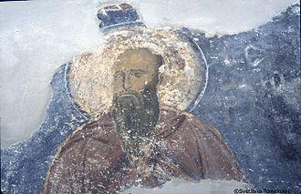 Theodorus and Theophanes - Theodorus's icon.
