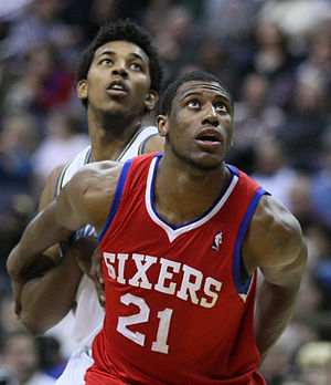300px Thaddeus Young vs NIck Young Nick Young
