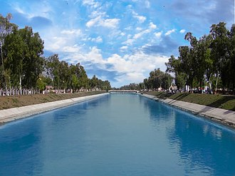 Mianwali District - Thal Canal