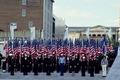 The 1987 dedication of the Navy Memorial on Pennsylvania Avenue in Washington, D.C LCCN2011632664.tif