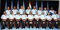 The Chief of Air Staff, Air Chief Marshal N.A.K. Browne presiding over the IAF Commanders' Conference, in New Delhi on October 16, 2012.jpg