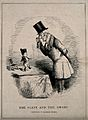 The Duke of Wellington observing the French premier Adolphe Thiers Wellcome V0007446.jpg