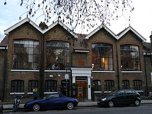 The Glass House, Fulham - Image: The Glass House, Fulham 03