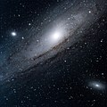 The Great Andromeda Galaxy and Companions - Flickr - astrophotography andy.jpg