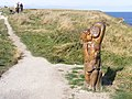 The Headland Way Footpath - geograph.org.uk - 1509423.jpg