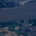 The Humber Bridge from the air (geograph 5483117).jpg