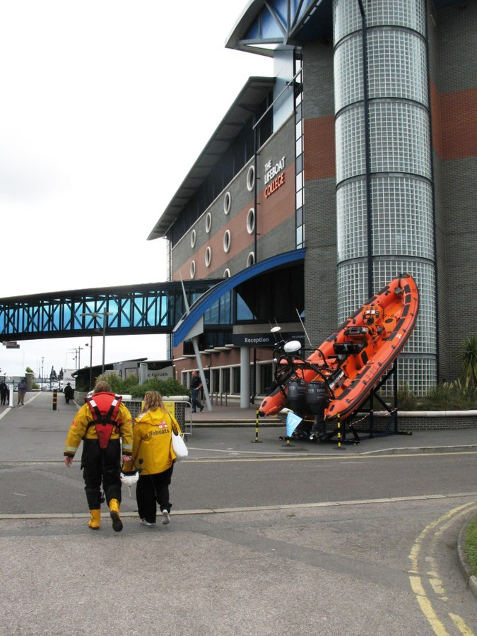 Lifeboat College