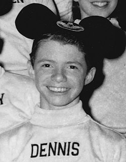 Dennis Day (Mouseketeer) Mouseketeer (1942-2018)