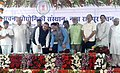 The Minister of State (Independent Charge) for Power, Coal and New and Renewable Energy, Shri Piyush Goyal with the Chief Minister of Chhattisgarh, Dr. Raman Singh inaugurating the new building of IIIT, in Naya Raipur.jpg