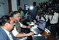 The Minister of State for Commerce and Power, Shri Jairam Ramesh inaugurating the Electronic Auction system of Tea Trading, in Kolkata on November 19, 2008.jpg