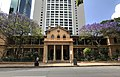 The Port Office, Brisbane in spring.jpg