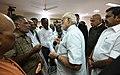 The Prime Minister, Shri Narendra Modi meeting the group of farmers who are victims of Cyclone Ockhi, in Kanyakumari, Tamil Nadu.jpg