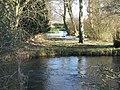 The River Dikler near Hyde Mill - geograph.org.uk - 1623782.jpg