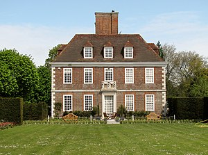 The Salutation, Sandwich - The Salutation, Sandwich, south front