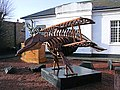 The Sopwith Dolphin Sculpture, Penny School Gallery, Kingston-upon-Thames - London. (8417821730).jpg