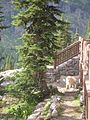 The Sperry Chalet, Glacier National Park, Montana, USA July 21, 2007 - panoramio.jpg