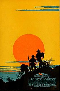 <i>The Three Godfathers</i> (1916 film) 1916 film